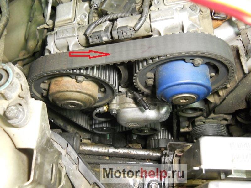 volvo s80 t6 2001 фото двигателя