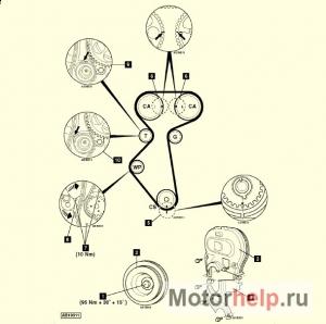 инжекторной техрегламент на как 9 поненять ремень