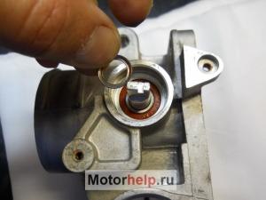 Электронный дроссель ВАЗ: конструкция, диагностика, промывка и ремонт.