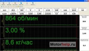 1329332432 kalina 8v m74 norma - Чип тюнер ру параметры датчиков