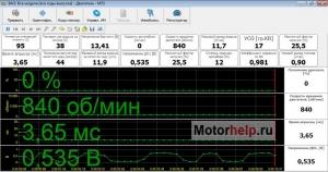 1333736331 m73 8v 16 - Чип тюнер ру параметры датчиков